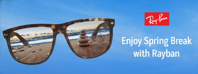RayBan-Enjoy Spring Break Slideshow